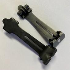 Remington 660, 700, 721, 722, 740, 742, 760, etc. old style rear sight assembly less base  #145-24525