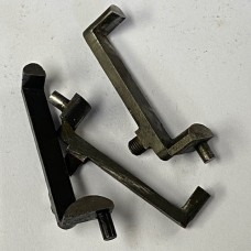 """S&W Pre-numbered bolt, radiused surface, threaded stud approx. .155"""" ca. 1903-1948 #155-K25-1"""