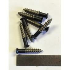 Stevens Crackshot 16 upper & lower tang screw, buttplate screw  #150-27
