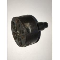 Iver Johnson revolver cylinder, .32 starter gun  #395-B120