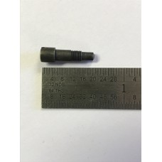 Iver Johnson revolver center pin catch screw  #395-128