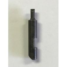 """Stevens Favorite firing pin, chisel point, wedge back, 1.010"""" long, .187 diam.  #423-5-4"""