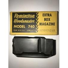 Remington 740 magazine assembly, .244  #606-23738
