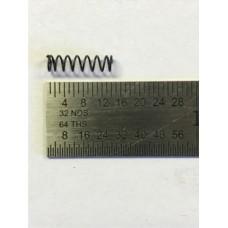 Remington 500 series cartridge stop plunger spring  #143-23