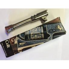 Colt 1911 barrel with bushing, 9m/m, series 70, nickel  #W5080N