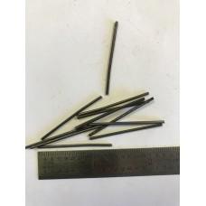 High Standard 12 ga pump action slide release lever spring front  #140-2932