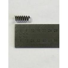 Remington 10 action bar lock button spring  #164-3.1