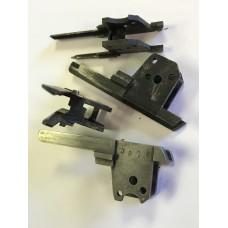 Tokarev, Norinco 213 hammer mechanism housing, Chinese, w/ half-moon cutout  #641-J-1