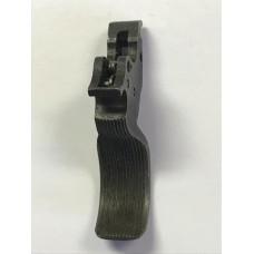 S&W J frame target trigger for pre-lock guns, .390 wide, serrated  #4679