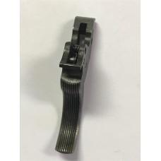 S&W J frame standard trigger for pre-lock guns, .240 wide, serrated  #4934