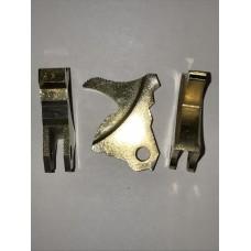 Savage 71, 72, 74 hammer, gold  #561-71-107