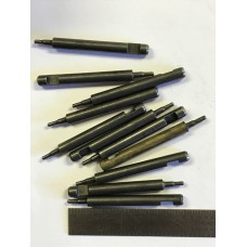 """Webley .32 firing pin, takes 1/2"""" spring  #134-7-2"""