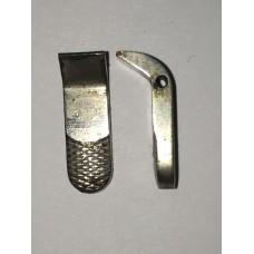 S&W Safety Hammerless .38 barrel catch, 2nd model  #271-2-2