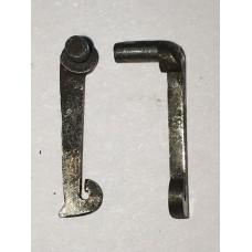 S&W Safety Hammerless .38 hand  #274-33