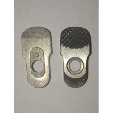 S&W early J frame thumbpeice, stainless  #7102