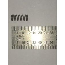 S&W Safety Hammerless .32 firing pin spring  #271-39