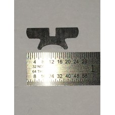 """H&R model 999, etc. rear sight blade, .094"""" thick  #678-999-096"""