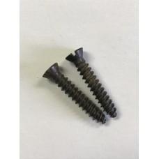High Standard A101, A series, Higgins 25 .22 semi-auto rifle buttplate screw  #282-8933