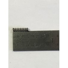 High Standard A101, A series, Higgins 25 .22 semi-auto rifle extractor spring, left  #282-25293