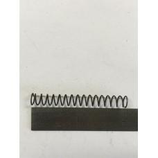 Webley .38 extractor spring  #24-3