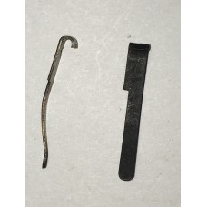 Luger PO8 hold open latch spring  #10-27